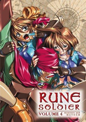 Rune Soldier - Monsters and Mayhem (Vol. 4)