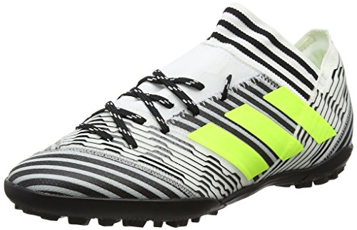 adidas Nemeziz Tango 17.3 TF, Zapatillas de fútbol Sala Hombre, Blanco (Blanco-(FTWBLA/Amasol/Negbas), 48 EU