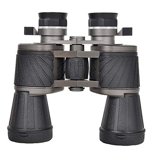 TCpick 10X50-verrekijker met centrale focus voor het fijne afstellen van HD-verrekijkers, volledig optisch glas met weinig licht