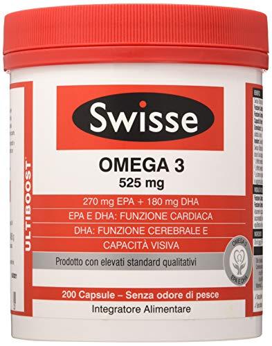 Swisse Omega 3-200 capsule