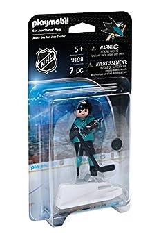 PLAYMOBIL NHL San Jose Sharks Player