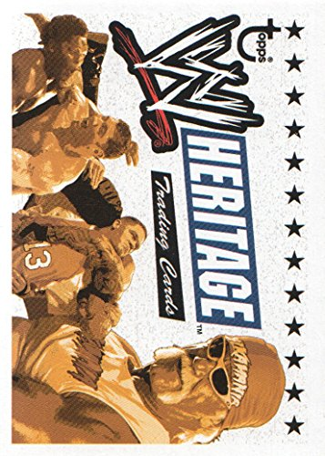 2005 Topps Heritage WWE Wrestling #90 Hulk Hogan/John Cena/Batista CL