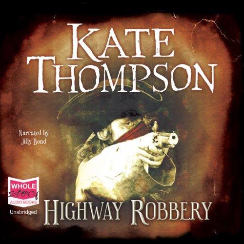 Page de couverture de Highway Robbery
