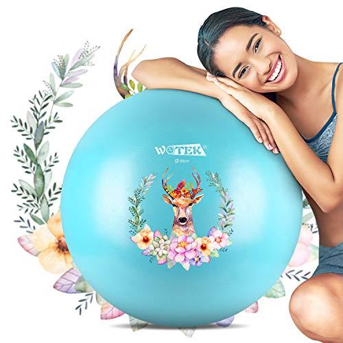 , bola pilates decathlon, MerkaShop