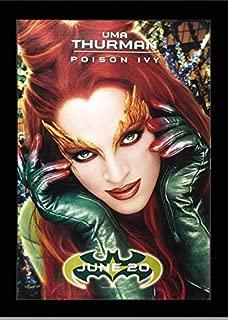 SAVA 146685 Uma Thurman Poison Ivy Decor Wall 16x12 Poster Print