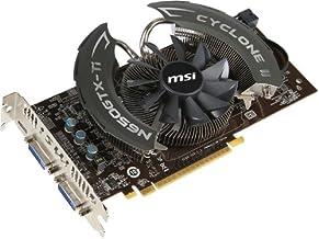 MSI NVIDIA GeForce GTX 650 Ti, 1GB GDDR5, PCI Express 3.0 Graphics Card N650Ti PE 1GD5/OC