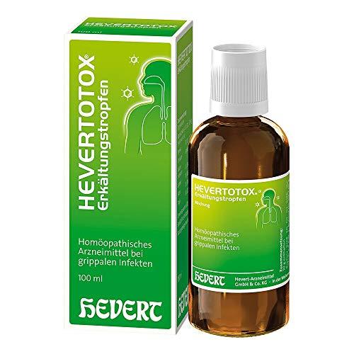 HEVERTOTOX Erkältungstropfen 100 ml