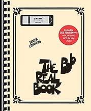 The Real Book Vol. 1 in B-Flat - Playalong Bk/USB Drive