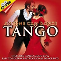 Anyone Can Dance: Tango (W/Dvd)