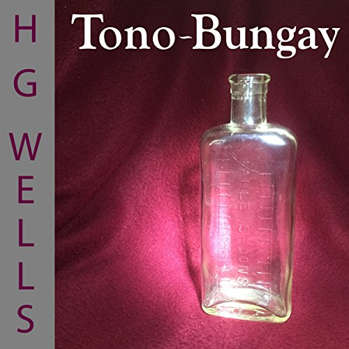 Tono-Bungay audiobook cover art