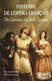 Histoire de l'opéra en France - Le XIXème siècle
