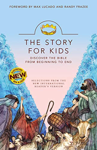 Nirv The Story For Kids Paperback Discover The Bible From Beginning To End