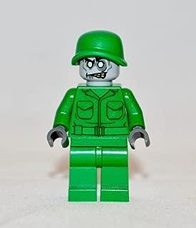 LEGO ZOMBIE ARMY MAN- Custom Minifigure