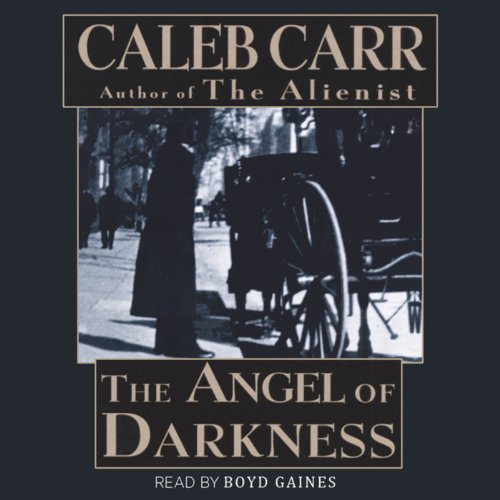 The Angel of Darkness audiobook cover art