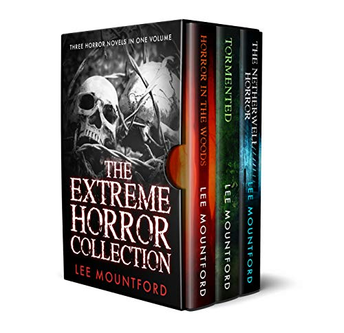 The Extreme Horror Collection: Three Novel Box Set (English Edition)