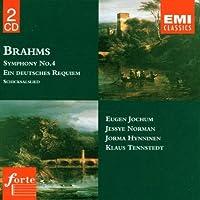 Symphony 4 / German Requiem (2003-12-05)