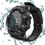 Relógio Smartwatch Inteligente Masculino XFTOPSE Esportivo com Monitoramento de Oxigenação Pressão Arterial, Smart Watch Digital Fitness IP68 À Prova Dágua, Pro Sports Modos, Presente Masculino