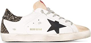 Golden Goose Luxury Fashion Donna GWF00102F00011880186 Bianco Pelle Sneakers | Stagione Permanente