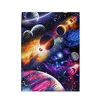 木製パズル 銀河の惑星 空 500ピース ジグソーパズル 遊び 雰囲気 減圧 おもちゃ 漫画 壁飾り 学生 子供 大人 絵画 贈り物