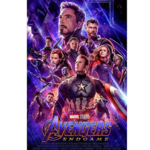WLH- Puzzel Infinity War Movie Stills Houten puzzel 1000/500 Pieces (Color : A, Size : 500pc)