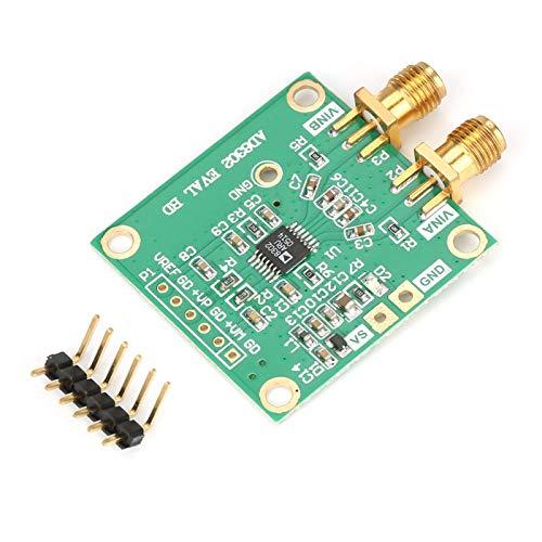 Módulo detector de fase RF, detección de fase estable, 50Ω 3,3 V-5 V LF-2,7G RF/IF AD8302 para mediciones precisas de pérdida de retorno/Vswr de control de potencia de RF
