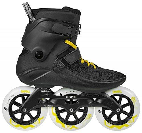 Swell City 125 Inline Skates, Schwarz, 43