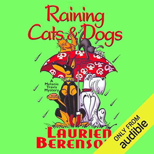 Raining Cats & Dogs audiobook cover art