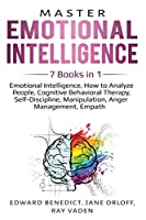 Master Emotional Intelligence: 7 Books in 1 Front Cover
