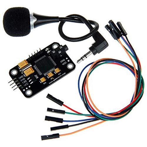 TOOGOO Módulo De Reconocimiento De Voz con Micrófono