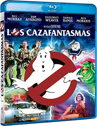 Los Cazafantasmas 1 (Edición 2019) [Blu-ray]