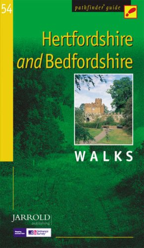 Hertfordshire and Bedfordshire (Pathfinder Guide)
