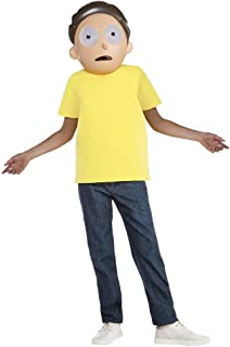 Child Rick and Morty Morty Costume - 12/14