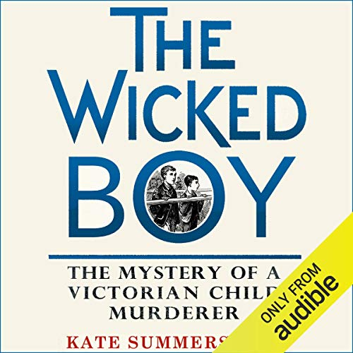Couverture de The Wicked Boy