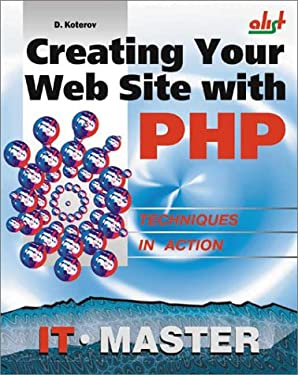 Creating Your Web Site with PHP