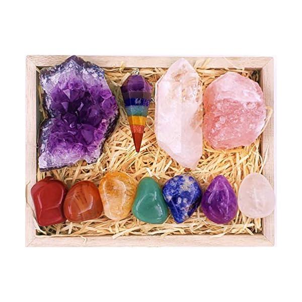 Polished Crystal Talisman Stone Altars and Shrines Powerful Rocks and Gems