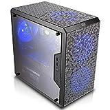 AVGPC Q-Box Gaming Computer PC (Q-Box_2) AMD 3600 6-Core 3.6 GHz (4.2 GHz Max Boost) GT 710 2GB 8GB DDR4 500GB SSD WiFi AC Win 10