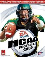 Ncaa Football Records - Official 2003 de Prima Development
