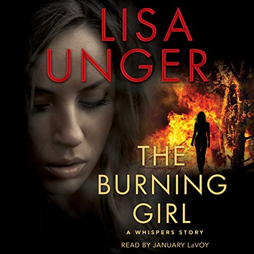 Couverture de The Burning Girl