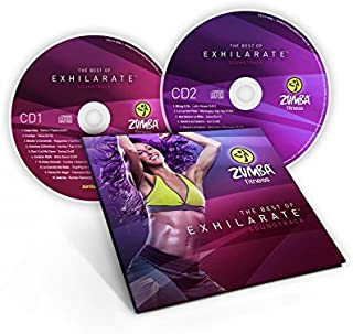 Zumba Fitness Best of Exhilarate Sound Track CD