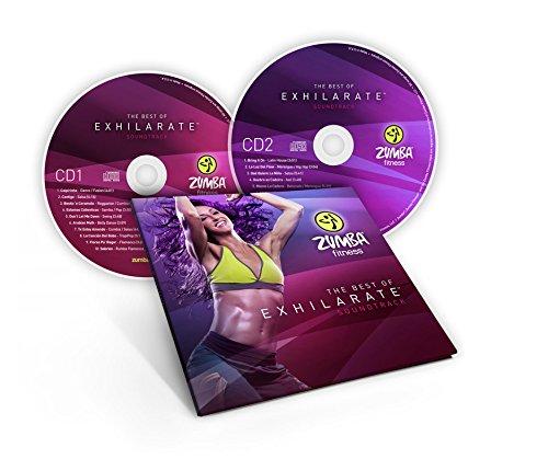 Zumba Fitness Damen Best of Exhilarate CD Set, one Size