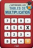 J'apprends les tables de multiplications
