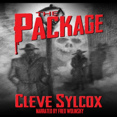 The Package audiobook cover art