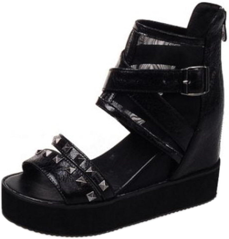 FizaiZifai Women Open Toe Sandals shoes