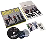 DAY6 3rd Mini Album - SHOOT ME : YOUTH PART 1 [ Trigger Ver. ] CD + Photobook + Clear Card + Tatoo Sticker + Photocard + FREE GIFT / K-POP Sealed