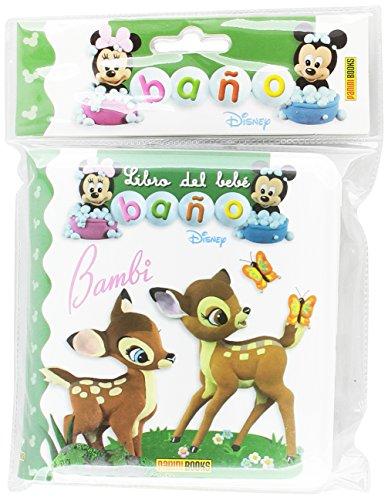 Disney. Bambi. Libros de baño (LIBRO DEL BEBÉ BAÑO)