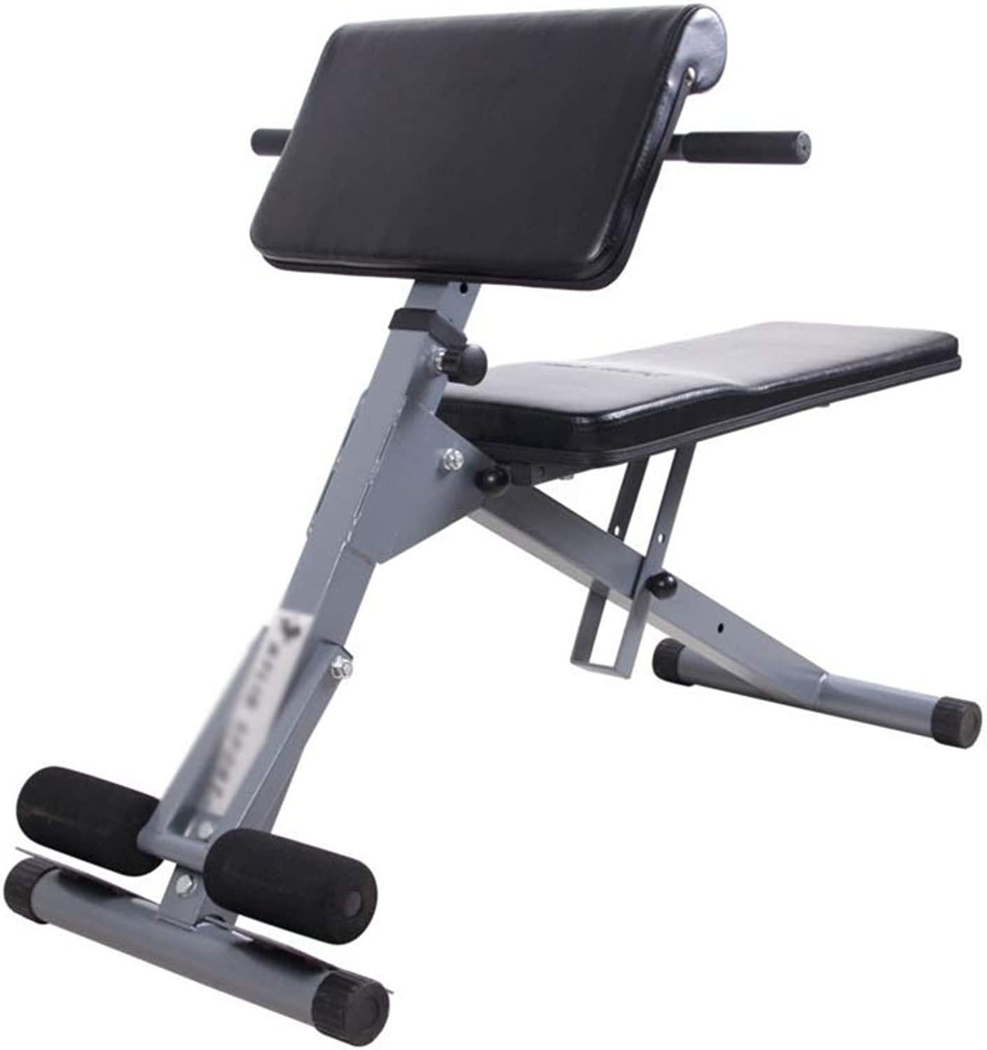 DUXX Dumbbell Bench, Premium Weight Table  Black Supine Board