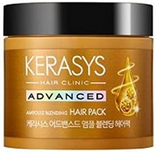 Kerasys Hair Clinic Advanced Ampoule Blending Hair Pack, 230ml/8.1 Fl Oz