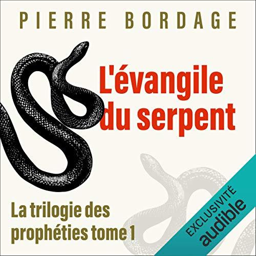 Couverture de L'évangile du serpent