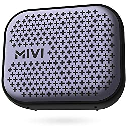 Mivi Best Bluetooth Speaker Under 1500