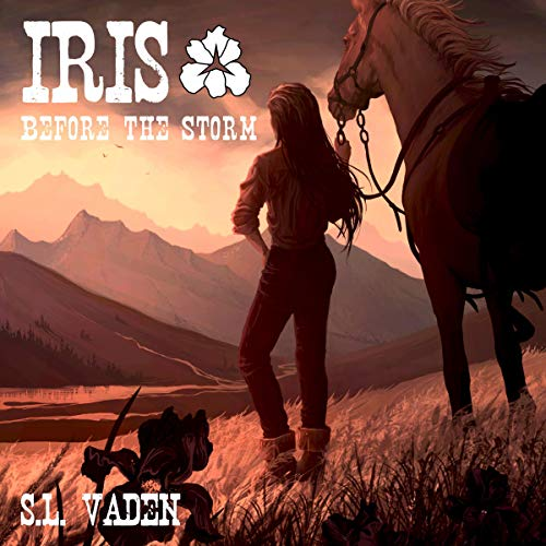 Iris Before the Storm audiobook cover art